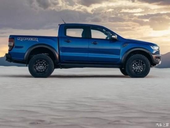 福特(进口) Ranger 2018款 Raptor