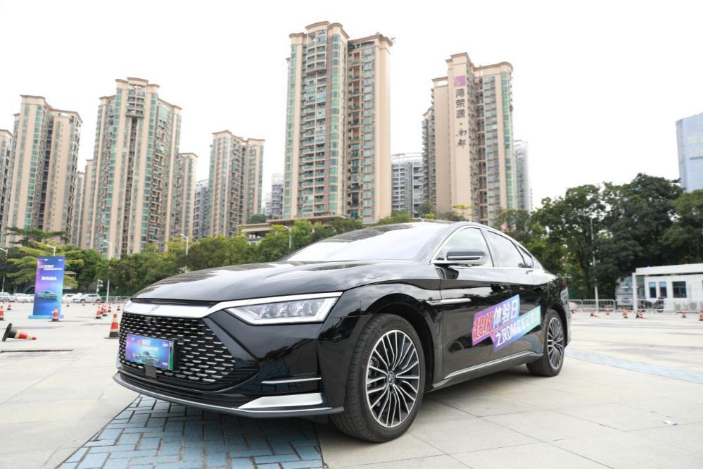 "C级新秀""汉DM""品鉴试驾会深圳站激擎上演"
